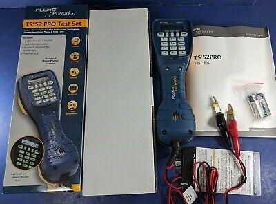 Brand New Ts52 Pro Test Set Original Box Abn