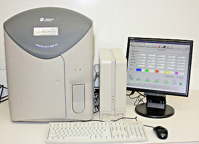 Beckman Coulter Ac-t 5diff Cp Cap Pierce Hematology Analyzer