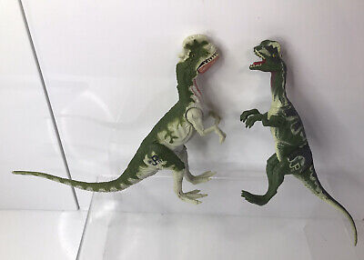 Jurassic Park Dilophosaurus Kenner Action Figure Toy JP02 & JP11 Movie Film 1993