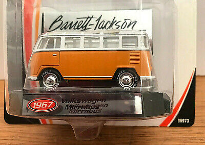2002 Matchbox 50th Year Barrett Jackson Collection '67 Volkswagen VW Microbus