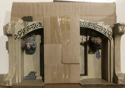 Jabba's Palace (Playset Only, No Figures) Star Wars Vintage Collection