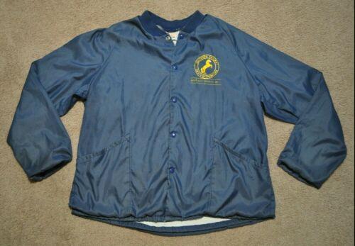 Southern Railway Safety Of Operations Lightweight Jacket Coat Blue XL Kentucky