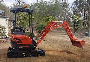 Mini-Excavator Dry Hire! Logan Village Logan Area Preview