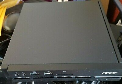 Acer Veriton N4630G USFF Mini PC i3-4160T 3.1Ghz 4GB Ram 128GB SSD Wifi Tested