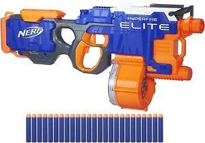 Spielzeug für draußen Hasbro NERF B5573 HYPER Fire Blaster N-strike Elite günstig kaufen Armbrust