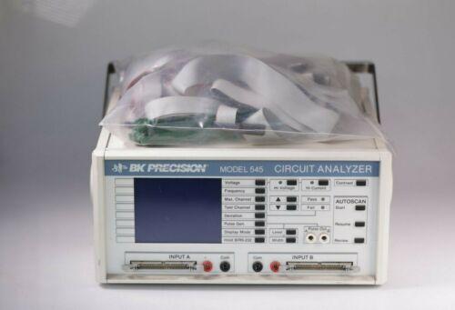 BK Precision Circuit Analyzer Model 545