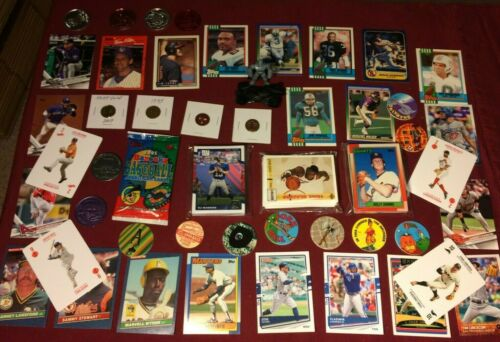 Junk Drawer Vintage/Modern Lot Collectibles, Trading Cards, Etc  #09/27/1