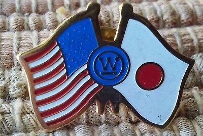 Wholesale Pack of 3 USA American Israel Friendship Flag Bike Hat Cap lapel Pin