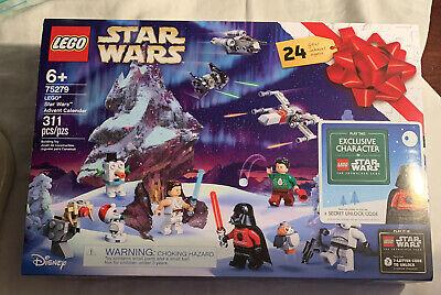 LEGO Star Wars Advent Calendar 75279 #! NEW RELEASE!