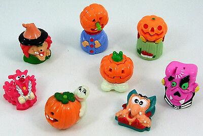 Huevo Sorpresa Figuras Halloween Schaurige Grusel Banda 2004 Selección