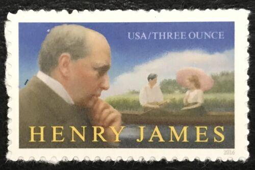 2016 Scott #5105 - 3oz(85¢) - HENRY JAMES - LITERARY ARTS - Single Mint NH