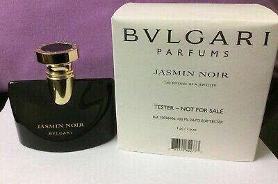 Jasmin Noir by Bvlgari 3.4 oz 100 ml EDP Spray Perfume for Women New in TESTER