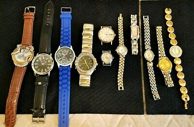 Lot of Designer watches Mens and Ladies