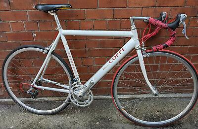 58cm Fausto Coppi Vintage 90's Road Bike - San Marco - Ofmega - ITM - Miche