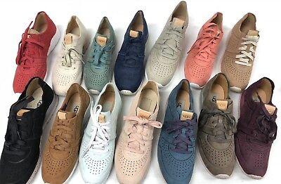 Fashion Sneakers Lace (UGG Australia Tye Women's Lace Up Leather Fashion Sneakers 1016674 Shoes )