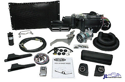 Vintage Air Gen IV Deluxe Kit 55-59 Chevy Pick-up Truck A/C Heat Defrost 56 57