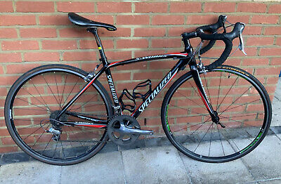 Specialised S-works Tarmac Superlight Carbon Road Bike. Full Dura Ace 48cm Frame