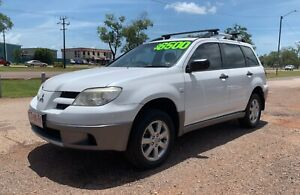 2006 Mitsubishi Outlander. All Wheel Drive! Holtze Litchfield Area Preview