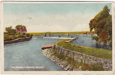 The Salmon Fisheries, GALWAY, County Galway, Ireland