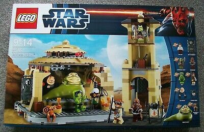 Brand new boxed Lego Star Wars Jabba's Palace 9516 - Retired December 2013