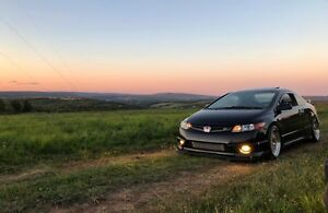 Boosted 2007 civic si *real HFP model*