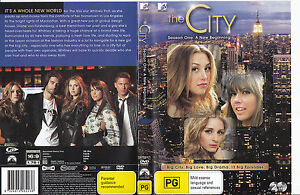 The-City-2008-10-TV-Series-USA-Complete-Season-One-13-Episodes-2-Disc-DVD