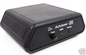 LDG Z817 ATU QRP automatic antenna tuner for FT817