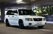 Subaru Forester GT Turbo Manual Rutherford Maitland Area Preview