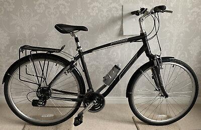 Giant Cypress Hybrid Trail Bike Cycle Bicycle + Pannier Rack + Owners Pack