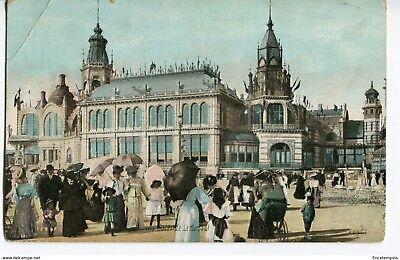 CPA-Carte postale-Belgique - Oostende - Le Kursaal - 1908 (CP334)