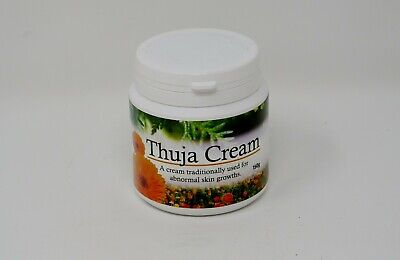 THUJA CREAM FOR HORSES EQUINE PONIES 150G TUB WARTS & SARCOIDS SKIN SUPPLEMENT