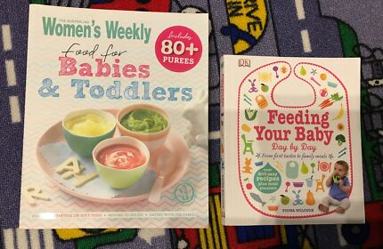 Quick and easy weaning recipe book feeding gumtree australia babytoddler recipe books forumfinder Images