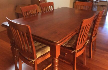 Dining suite Mango Hill Pine Rivers Area Preview