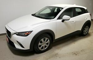 2016 Mazda CX-3 GX|AWD|Wtr Tires/Rims - Just arrived