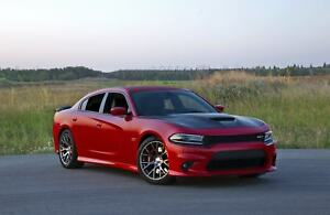2015 Dodge Charger SRT|V8|NAV|SUNROOF|SIRIUS|VENTED LTHR|LOW LOW
