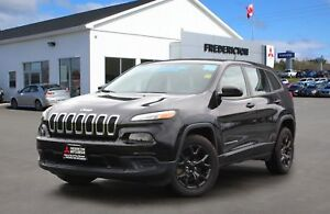 2016 Jeep Cherokee Sport REDUCED | FWD | BLUETOOTH | LOADED
