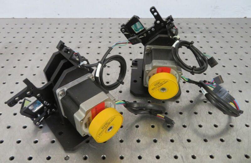 C167299 Lot 2 Vexta PK266-01B 2-Phase Step Motor Laser Optic Optical Positioner