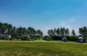 New Campground 1 hour south of Calgary JJ'S RV Resort