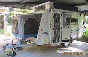 Windsor Rapid Pop Top Offroad Caravan