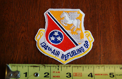 134TH Air Refueling GP Patch ANG Air Force Eat Tennessee