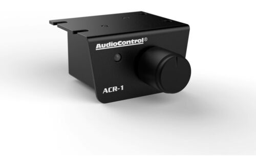 AudioControl ACR1 Wired Bass Remote Dash Control Knob Epicenter LC6i LC7i 6XS