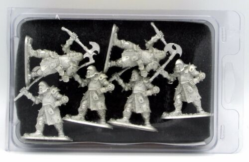 Ral Partha 02-783 Ogre Warriors with Axes (Fantasy Armies) Giant Heavy Infantry