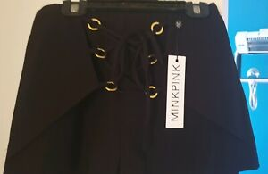 Black Dress Shorts, size S. Brand new with tags