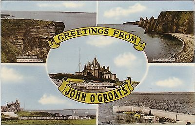 Multiview, JOHN O' GROATS, Caithness