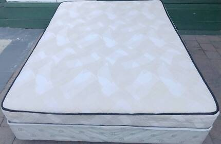 Excellent condition queen bed plus mattress. Delivery can be orga