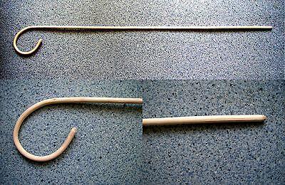 Echter Original englischer Rohrstock Cane ungeschält 7mm dick und 90cm lang