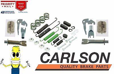 Complete Rear Brake Drum Hardware Kit for Dodge Caliber 2007 2012 All Models