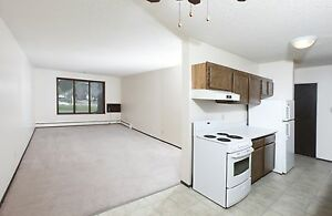 Clean n Spacious 2 bedroom available now. (306) 314-0448