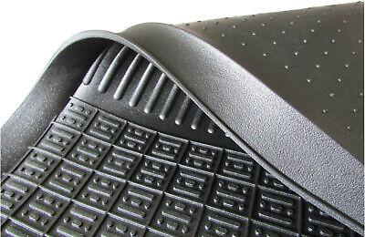 Gummimatten Fußmatten für Mercedes CLS bis 2010 (W219), hohe Rand 2,5 cm!