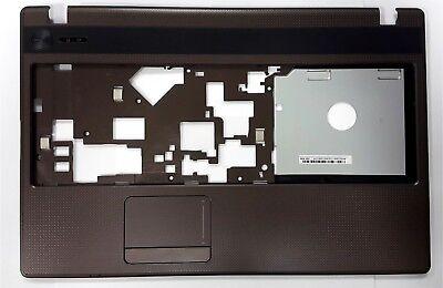 New & original Acer Aspire 5736Z 5742 palmrest upper cover brown 60.R4L02.001
